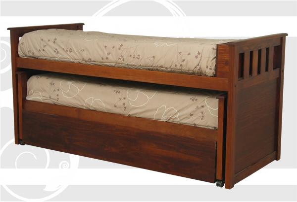 Mobilia s a muebles en madera maciza - Camas nido de madera ...