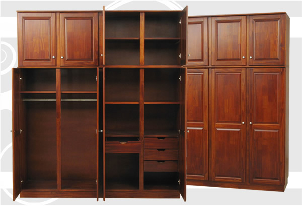 Mobilia s a muebles en madera maciza - Modelos de percheros de pared ...